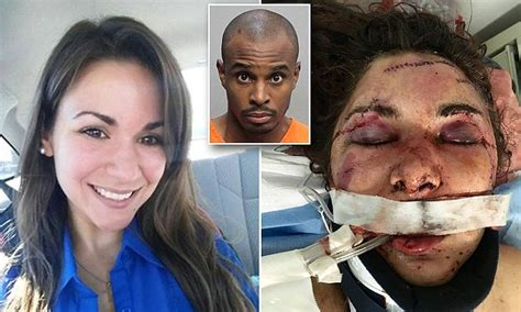 miami woman knifed   coma  roommate