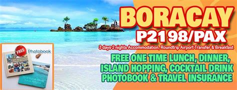 boracay packages promo