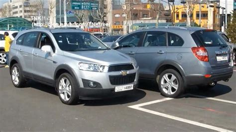 chevrolet captiva review 2012 2012 chevrolet captiva test drive