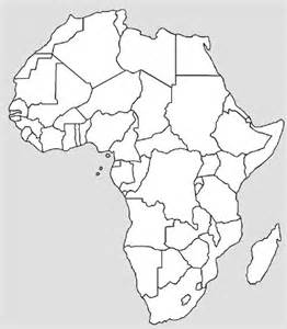 africa map black and white black map www imgkid the image kid has it