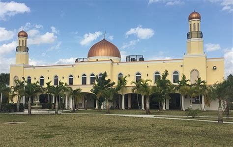 Masjid Miami Gardens by Miami Gardens Mosque Garden Ftempo