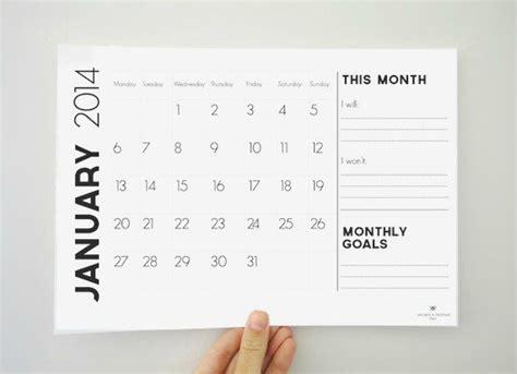 design quarterly calendar printable monthly calendar for 2014 12 month calendar