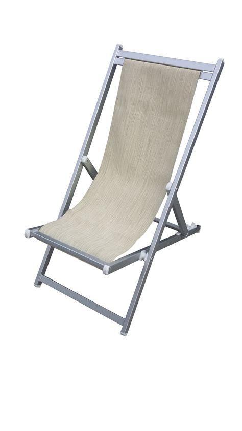 sedia sdraio alluminio sdraio mare