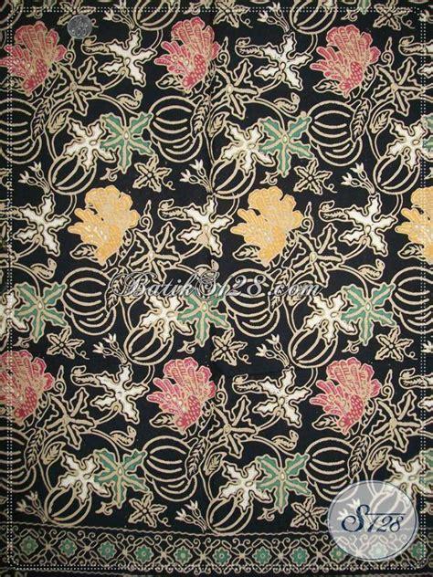 Blus Batik Kantor Cap Furing 2 bahan kain batik untuk dress batik wanita elegan dan aktif