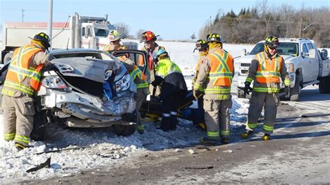 what is a crash c section section of hwy 12 closed for crash mykawartha com