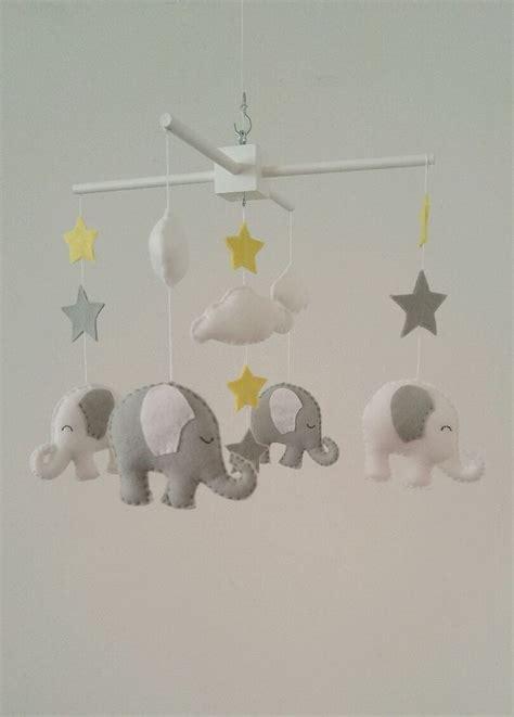 elephant mobile best 25 elephant mobile ideas on grey baby