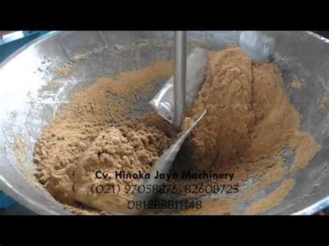 Mesin Ekstrak Powder mesin pengaduk serbuk ekstrak jahe extract powder