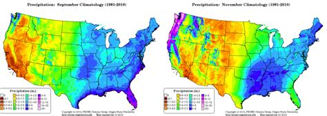 united states precipitation map college football climatology alex s weather notes by