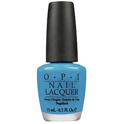 opi no room for the blues opi nail varnish no room for the blues 15ml free delivery