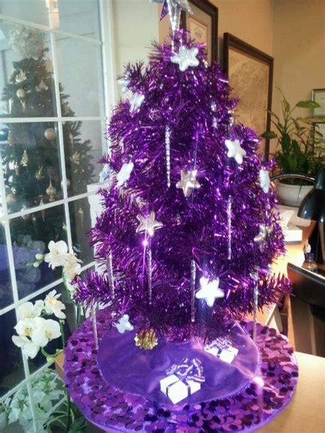 christmas tree decorations purple purple christmas tree