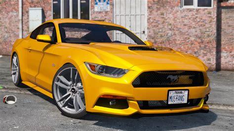 95 mustang gt horsepower ford mustang gt 2015 vehicules pour gta v sur gta modding