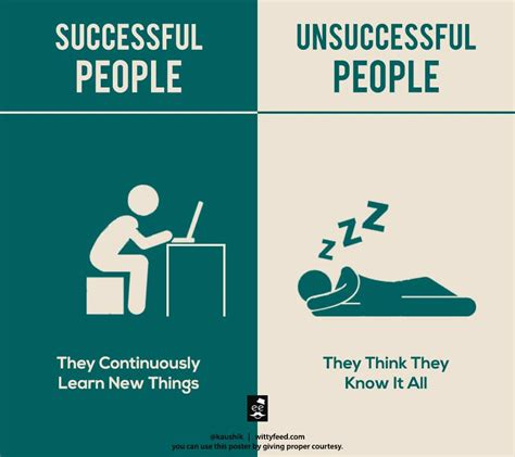 Know It All Meme - 7 key differences between successful people and