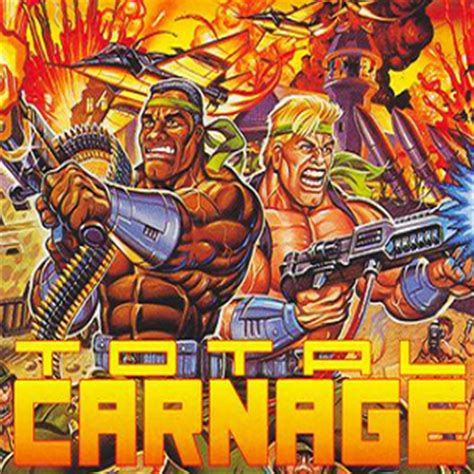 total carnage play game online