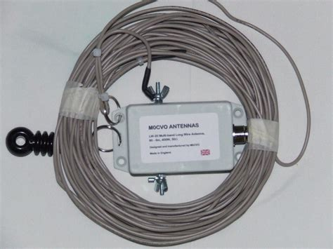 m0cvo lw 40 wire top band and up