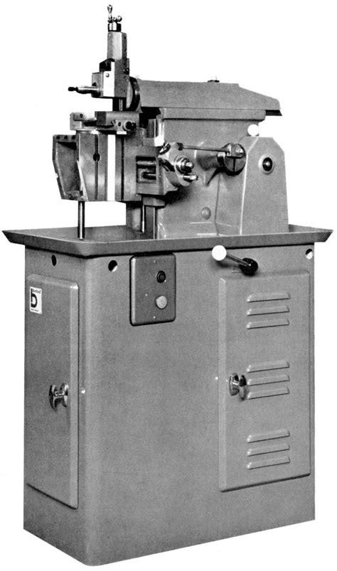 Boxford 8-inch shaper