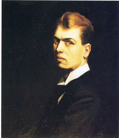 edward hopper portraits of self portrait 1906 edward hopper wikiart org