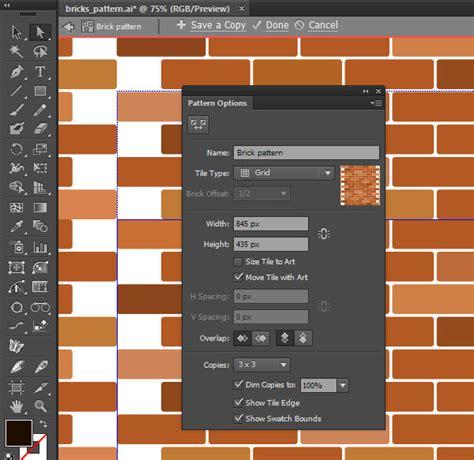 adobe illustrator brick pattern how to create a brick seamless background in adobe illustrator
