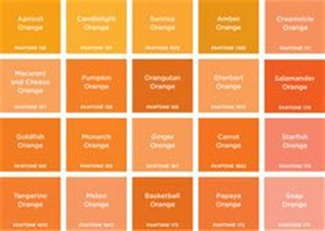 orange shades names pantone color chart fifty shades of teal turquoise