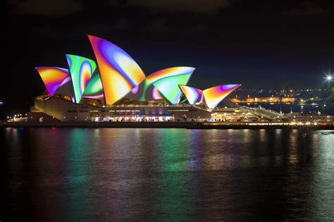 lights displays sydney 30 most stunning sydney opera house images