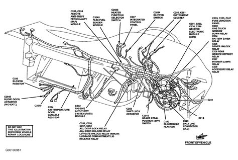 electric power steering 1992 mercury sable engine control 1997 mercury sable wagon 3 0 dohc 97 mercury sable not charging