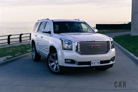 Review 2017 Gmc Yukon Denali Canadian Auto Review
