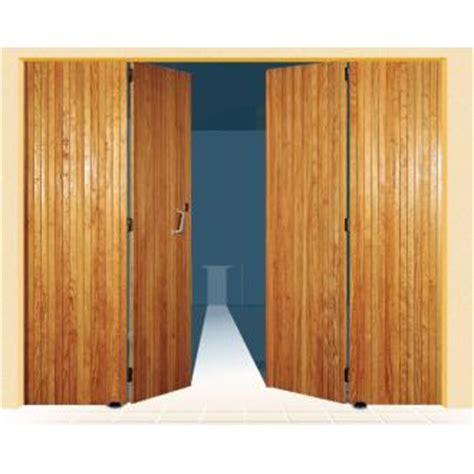 porte de garage 4 vantaux en bois uranus sothoferm