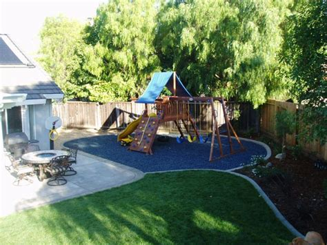 backyard playground ground cover backyard playground ground cover outdoor furniture design and ideas