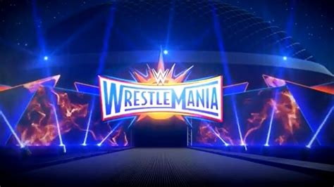 Wwe Wrestlemania 33 Kickoff 2017 2 Videos Complete Wrestlemania 33 Kickoff Show Ppv Opening Video Ewrestling