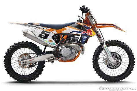 2015 ktm motocross 2015 ktm factory edition models first look photos