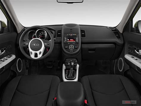 2012 kia soul interior u s news world report