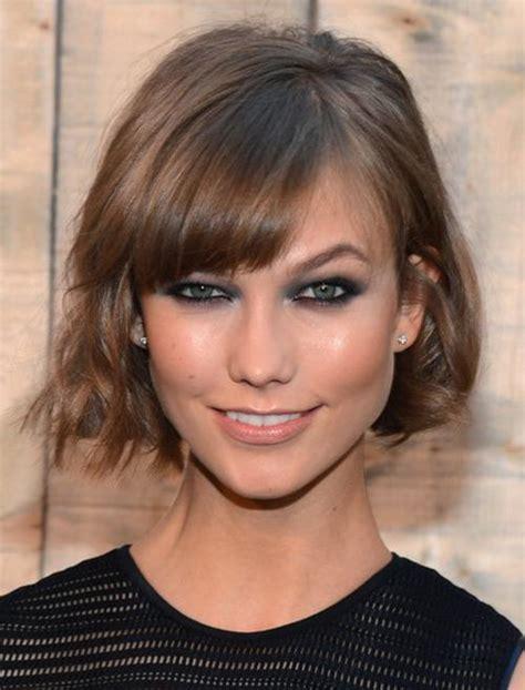 womens hairstyle covers half of her face cortes de cabelo curto para 2017 modelos aqui