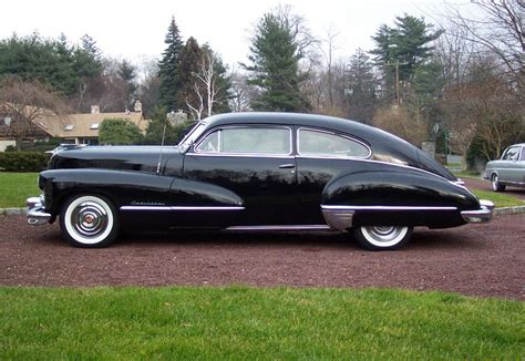 1947 Cadillac For Sale 1947 Cadillac Series 62 Fastback Coupe Barrett Jackson