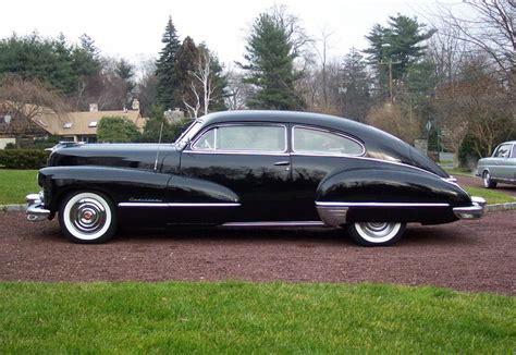 1947 Cadillac Fastback For Sale 1947 Cadillac Series 62 Fastback Coupe Barrett Jackson