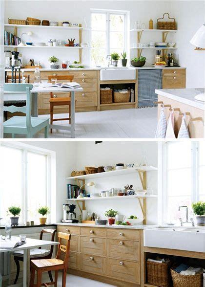 under cabinet open shelves sink kitchen pinterest open shelves decor i adore kitchens pinterest open