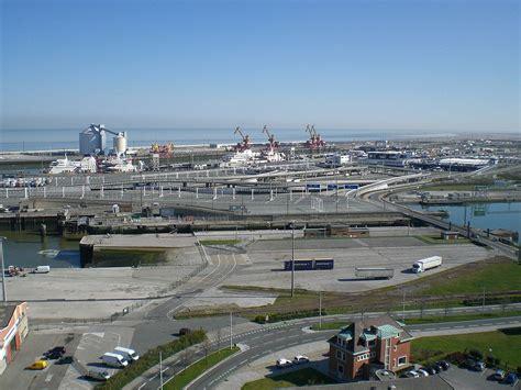 porto calais port de calais wikip 233 dia
