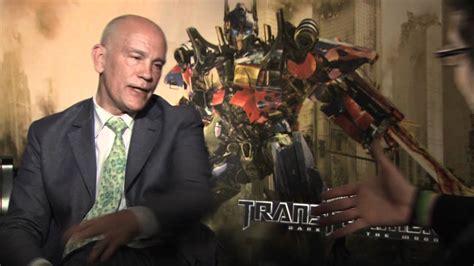 john malkovich youtube interview revealing interview with john malkovich transformers