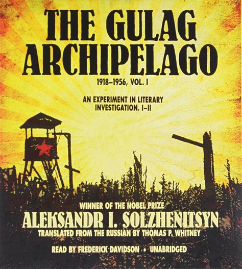 the archipelago volume ii books the gulag archipelago 1918 1956 an experiment in