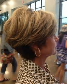 side view of blended wedge haircut 25 best ideas about wedge haircut on pinterest