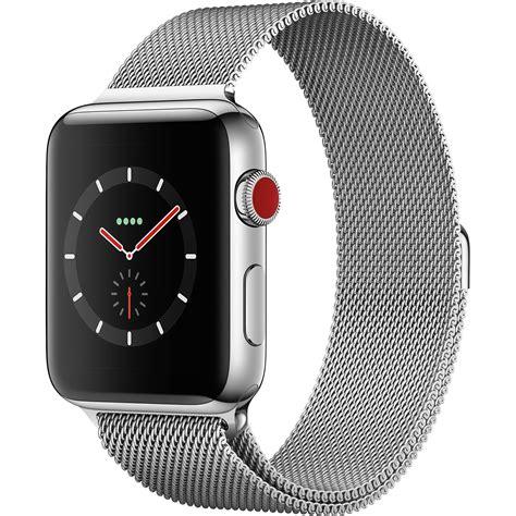 Apple 3 Series 42mm by Apple Series 3 42mm Smartwatch Mr1j2ll A B H Photo