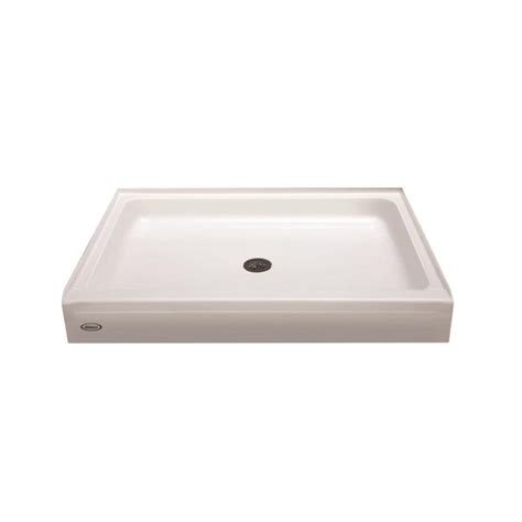 42 X 32 Shower Pan by Shop Primo White Acrylic Shower Base Common 36