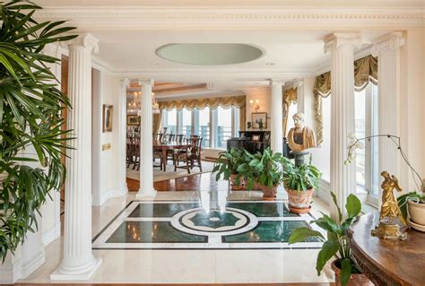 home design in nyc one of the most expensive penthouses in manhattan