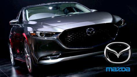 2020 Mazda 3 Length by 2019 Mazda 3 Reveal In Los Angeles