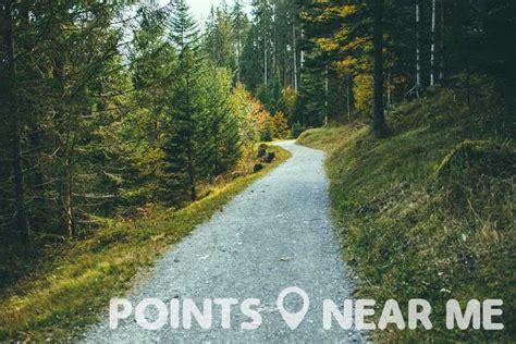 hikes near me walking trails near me points near me