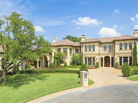 This Week S Most Expensive New Listings To Hit The Dfw Luxury Homes Dfw