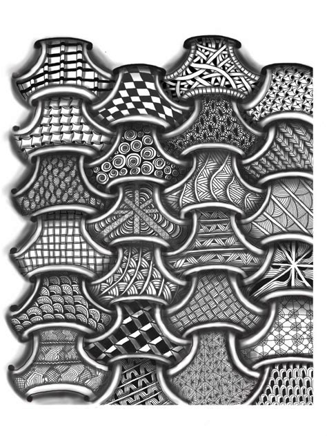 zentangle patterns tangle patterns y ful power youtube 20 best images about tangle y ful power on pinterest