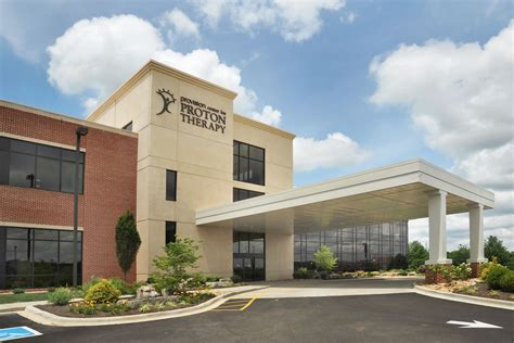 Hton Proton Center by Merit Construction The Provision Center For Proton Therapy
