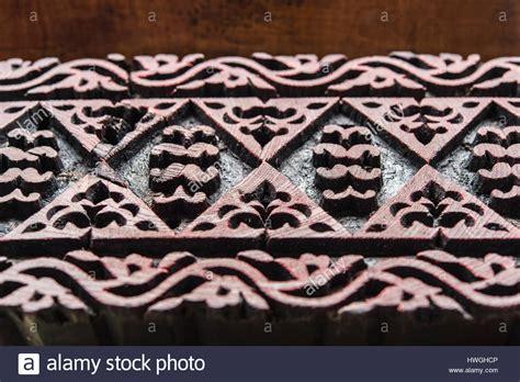 block printing holzschnitt mit muster aus holz bad - Holzschnitt Muster
