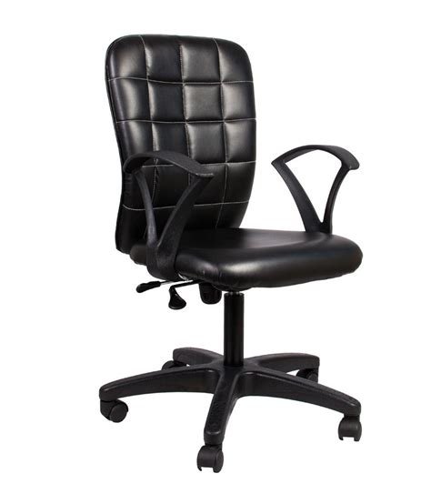 zebra office chair in finish buy at best