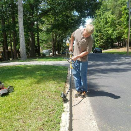 landscaping peachtree city ga lawn services peachtree city honeycutt lawn services