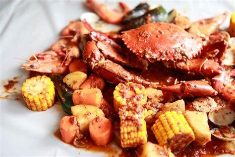 Tempat Sambal Saos Style crab tempat kepiting yang luar biasa